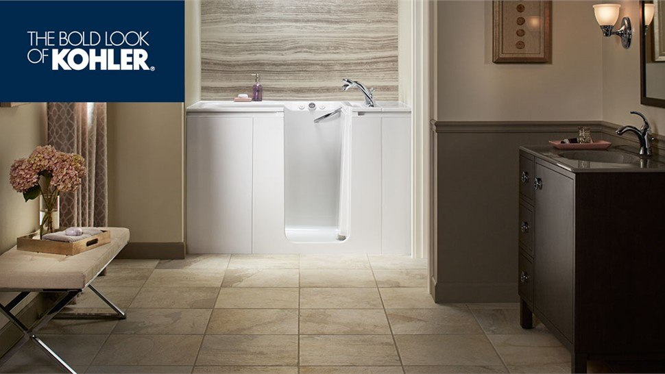Kohler Walk-in Bathtubs - Minnesota Rusco